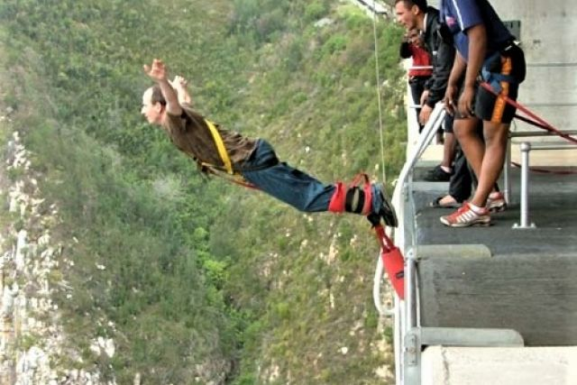 Extreme Bungy
