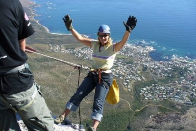 Cape Town Abseiling