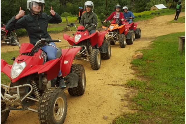 Adventure Quad Bike Party | Cape Adventure Zone