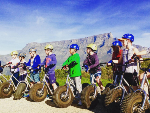 Cape Town Scooter Party | Cape Adventure Zone